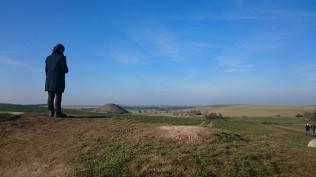 Silbury Hill Wiltshire Heathens